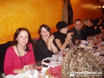 Conocer gente en Madrid - Salir  amistad; rutas senderismo sierra de guadarrama